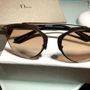 Dior reflector sunglasses